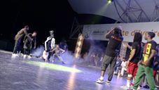 Finale Breakdance Jeux de la Francophonie 2017